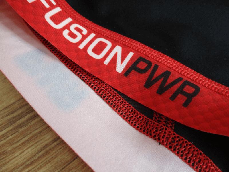 Fusion Trisuit Front Zip und das atmungsaktive Material