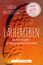 """Das Buch """"Läuferleben"""" von Sandra Mastropietro"""