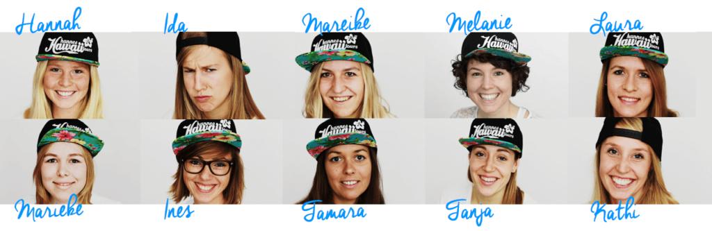 Racing Aloha - 10 Freundinnen, die Triathlon lieben und leben