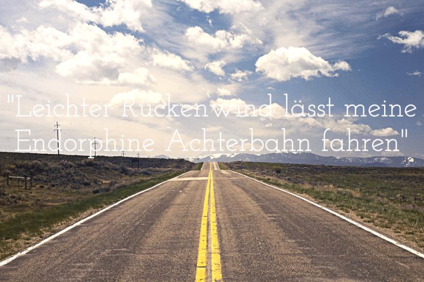 Ein schier endloser Highway